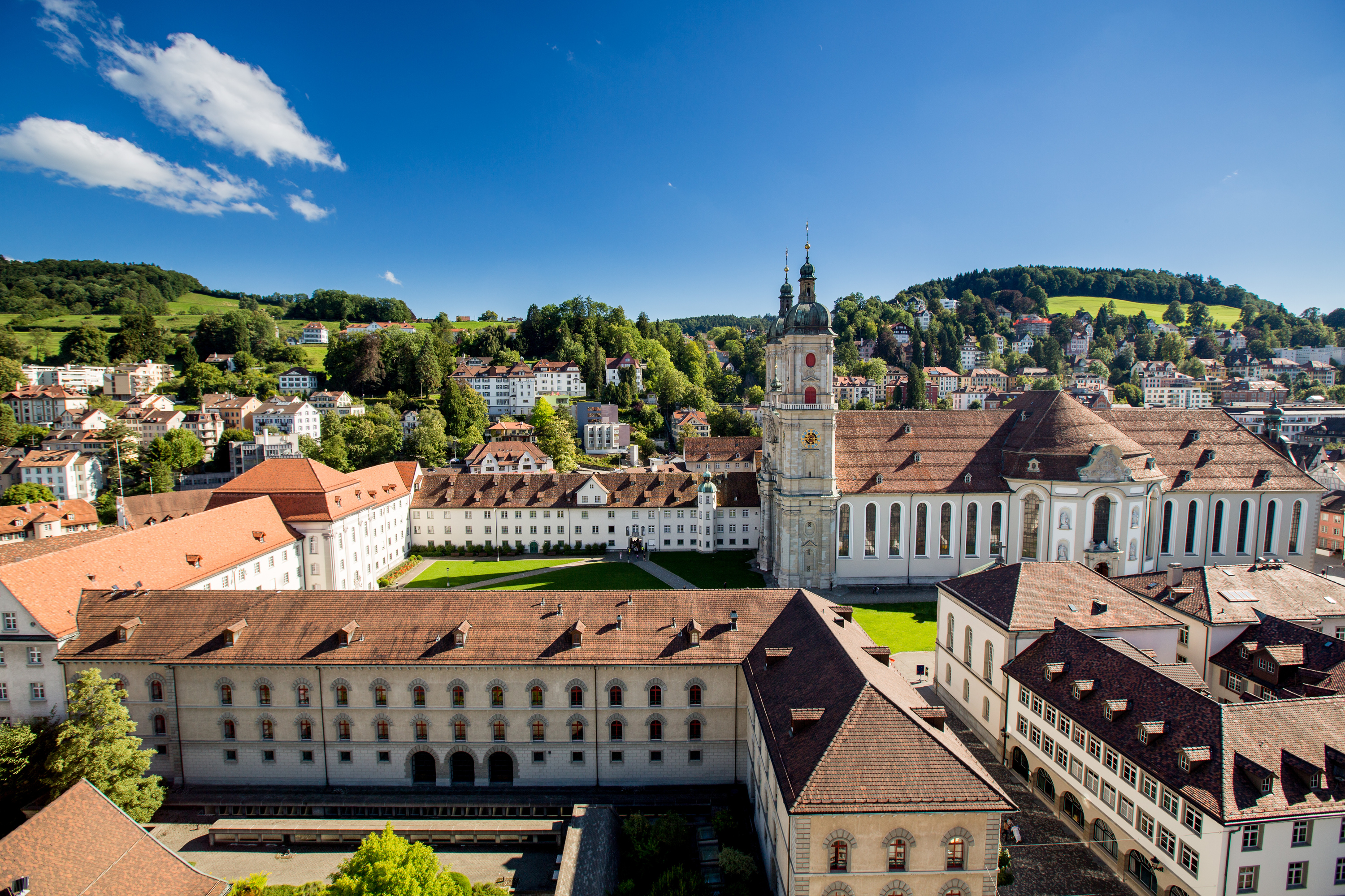 Ten top things to do around St Gallen-Lake Constance