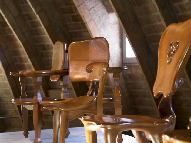 El Mobiliari de Gaudí. Disseny i evolució