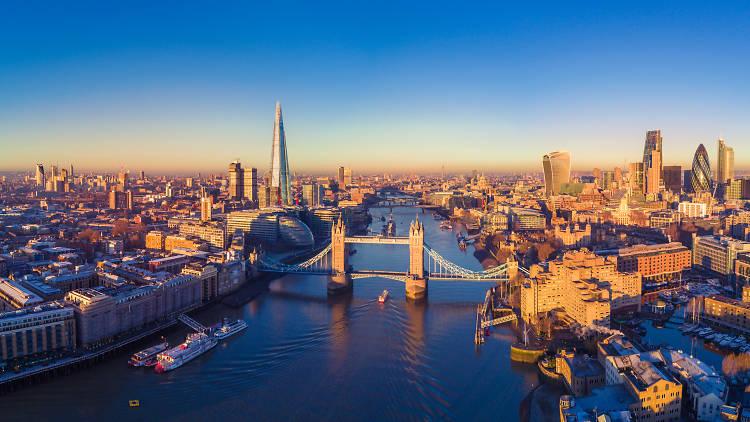 London skyline hero crop