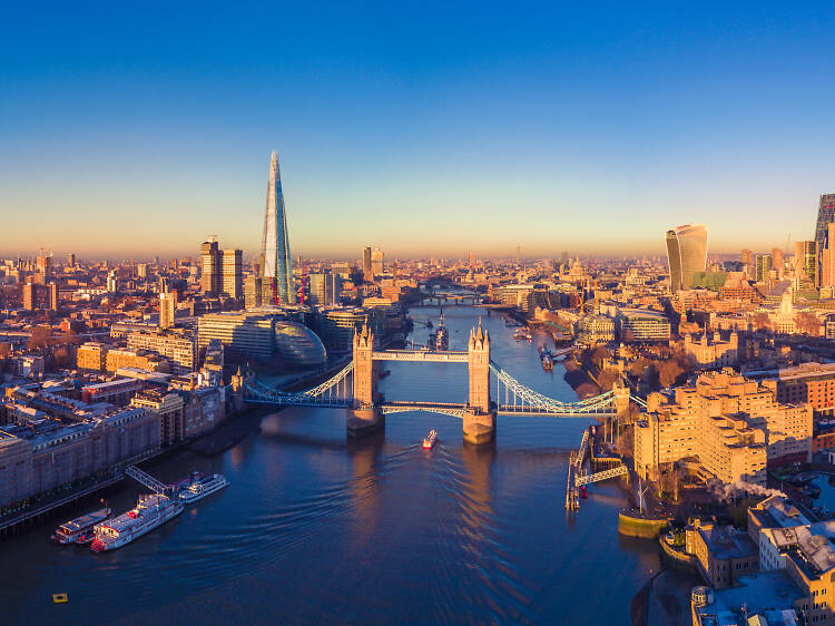 The 101 best things to do in London