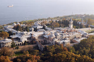 Historical Peninsula, Topkapi Palace