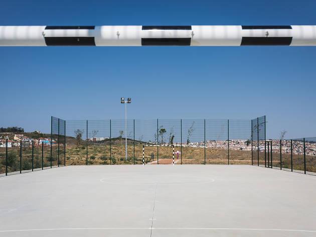 parque das artes e do desporto