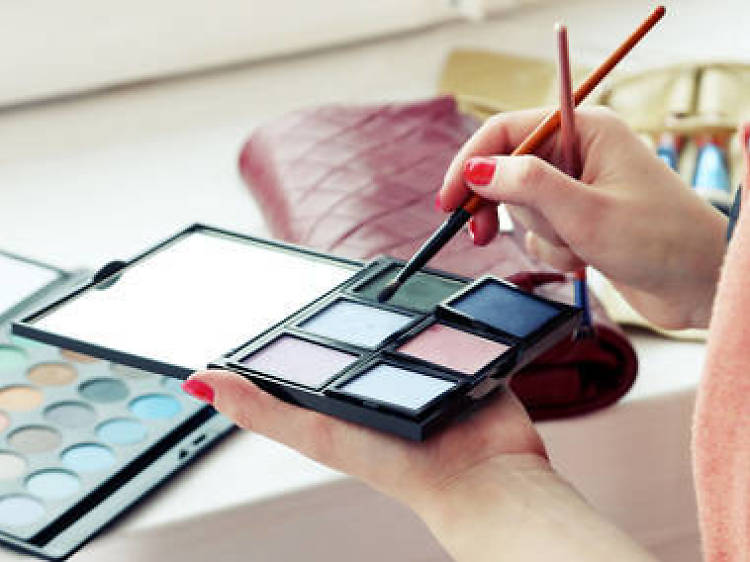 One-on-One Makeup Class