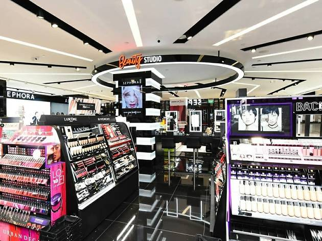 Sephora on Bristol Street opens up as the Largest on the