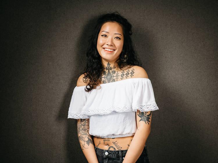 Olivia Lim from Wild Paw Tattoo Co.