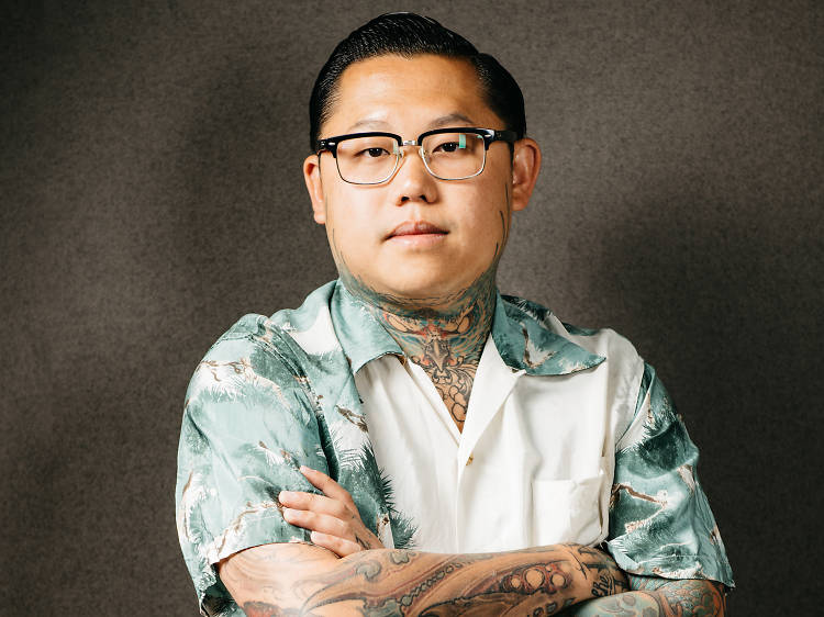 Clifford Wong from Singapore Electric by Gimmelovetattoo