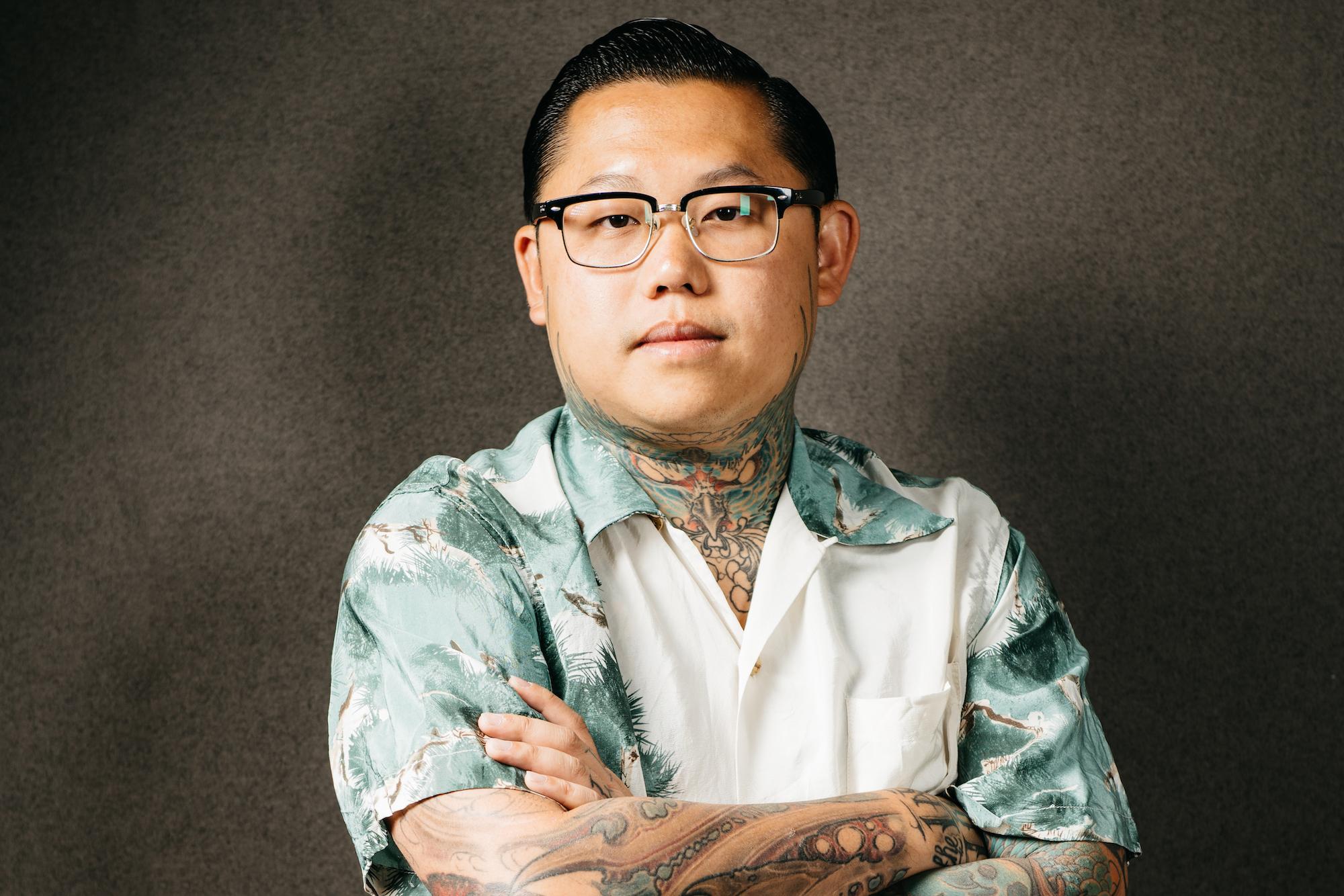 clifford wong, tattoo