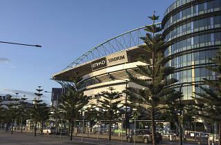 Etihad Stadium at Docklands