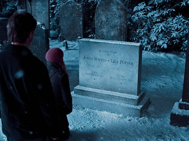 DO NOT REUSE. 'Harry Potter and the Deathly Hallows Part 1' still for Warner Bros Studio Tour campaign