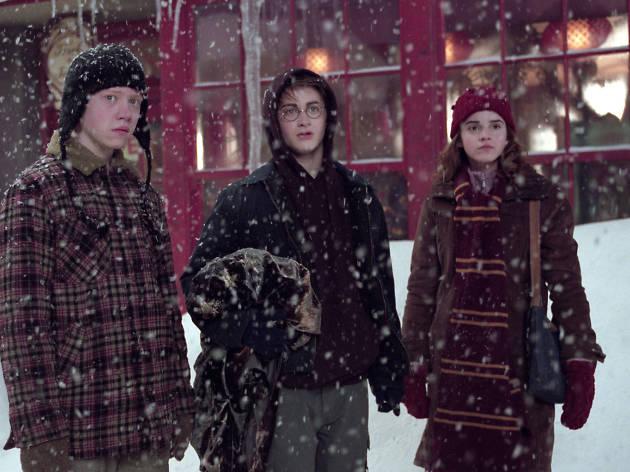 DO NOT REUSE. Harry Potter film still for Warner Bros Studio Tour campaign