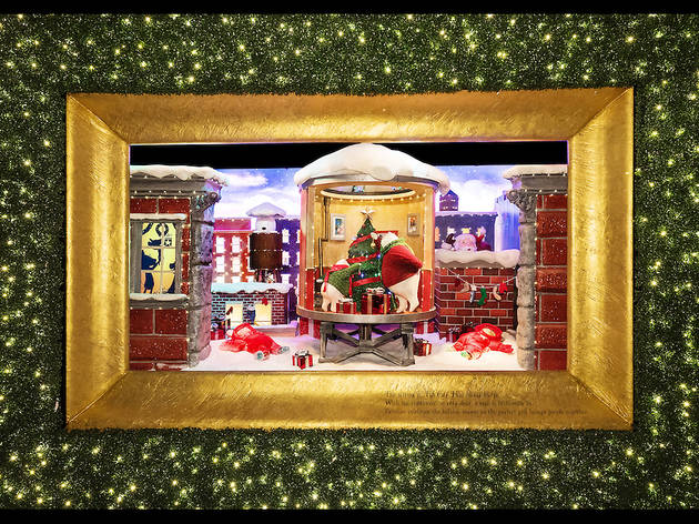 what will macys 2018 holiday windows look like - Is Macys Open On Christmas