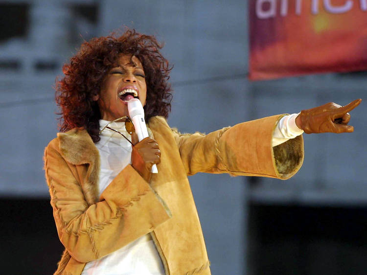 Sing along to Whitney Houston heart-tuggers