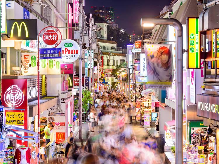 50 things to do in Harajuku