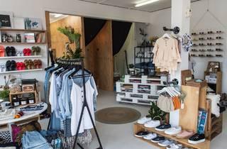 Clothes inside Plain Jane
