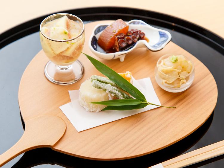 Splurge on a kaiseki meal at Kudan Otsuka