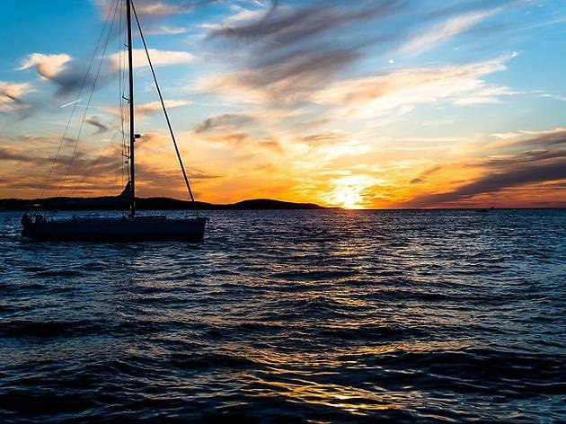 Croatia sailing etiquette