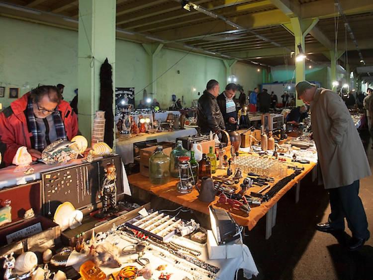 Feriköy Flea Market and Organic Bazaar