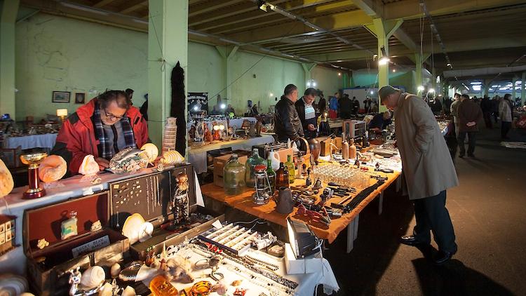 Feriköy Flea Market