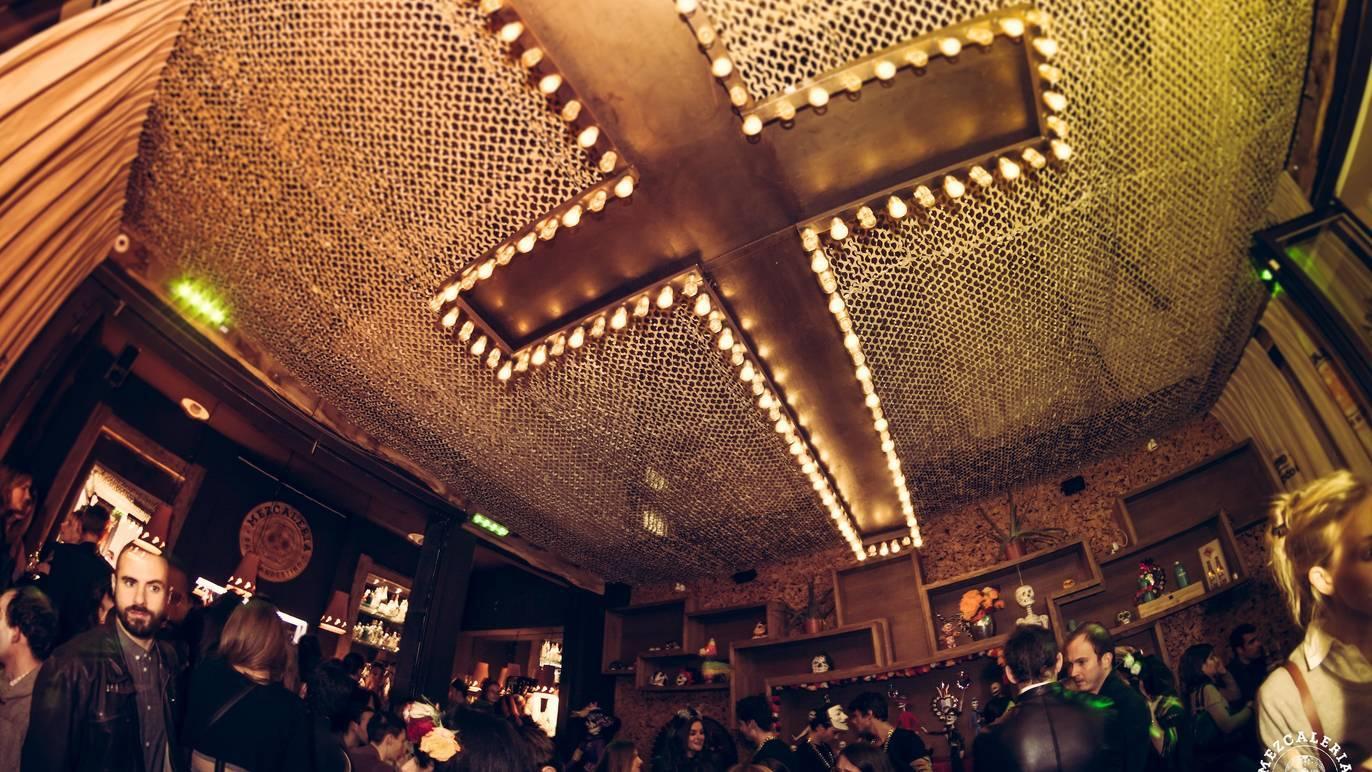 Mezcal, food mexicaine et ambiance de l'enfer: el Dia de los Muertos est de retour à l'Hôtel 1K!