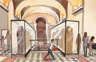 L'archéologie en bulles