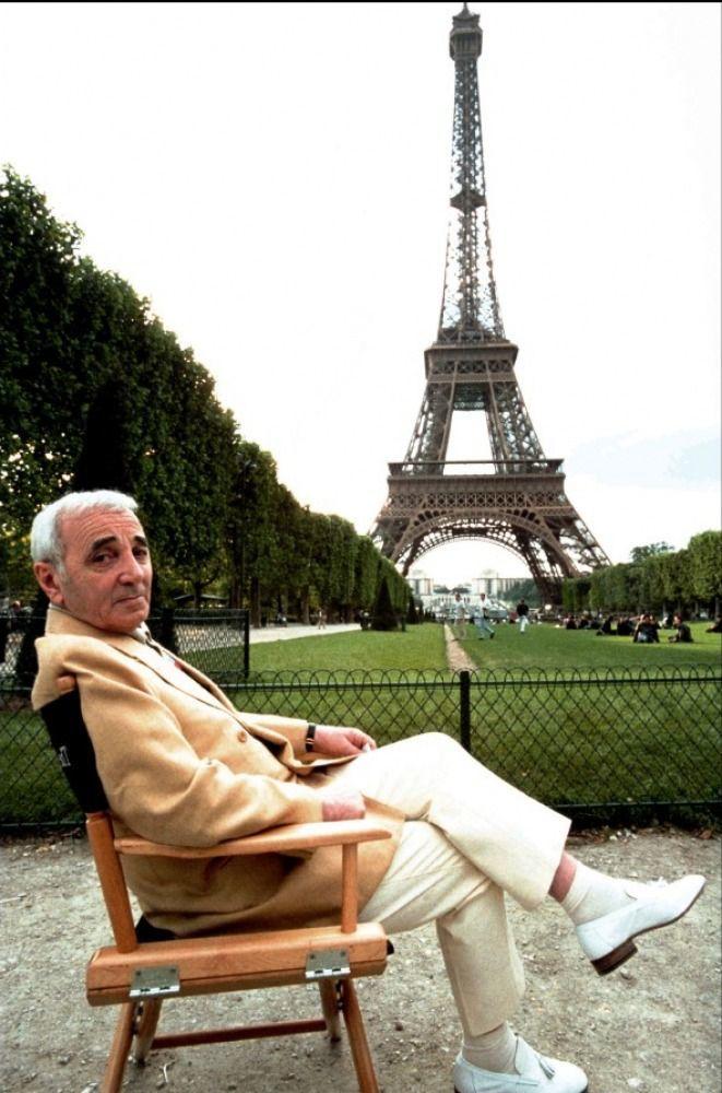 Charles Aznavour et Paris, une grande histoire d'amour : la preuve en 6 chansons