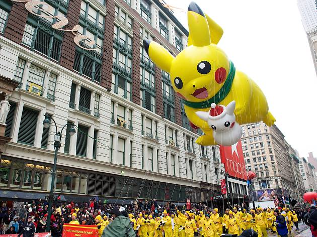 Macy's parade balloons 2019 guide