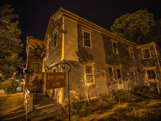 21 Most Haunted Places in New York State