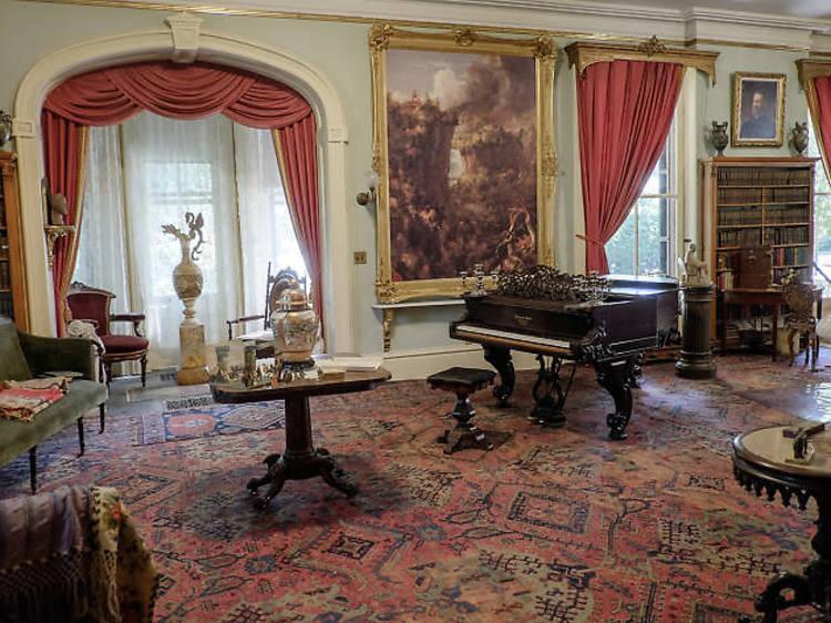 Seward House Museum, Auburn