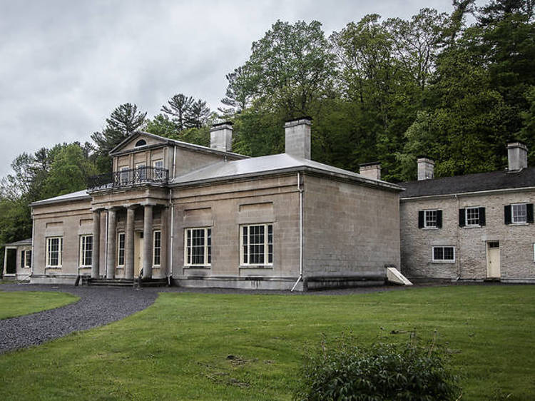 Hyde Hall, Cooperstown