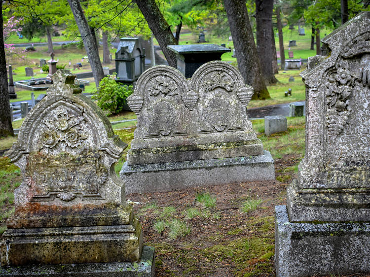 Sleepy Hollow Cemetery, Sleepy Hollow
