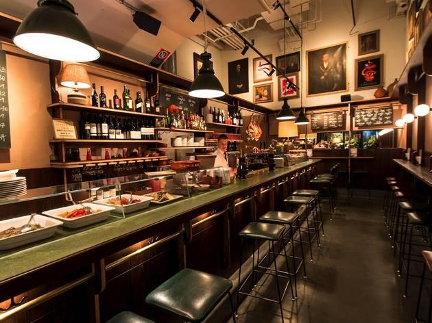 Inside at Bar Topa