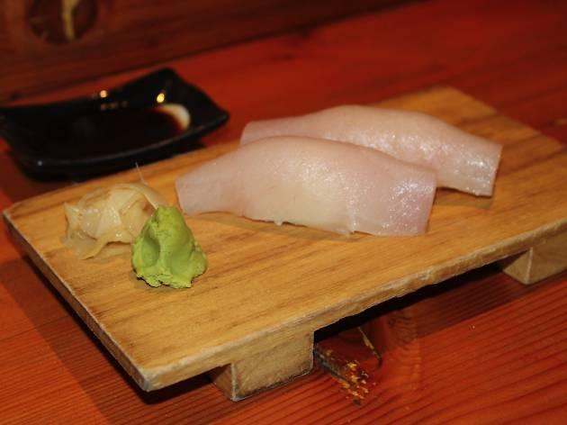 Izakaya Chuji sushi Khroundina