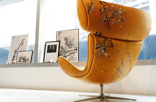 Imola Chair with Queenie's Design