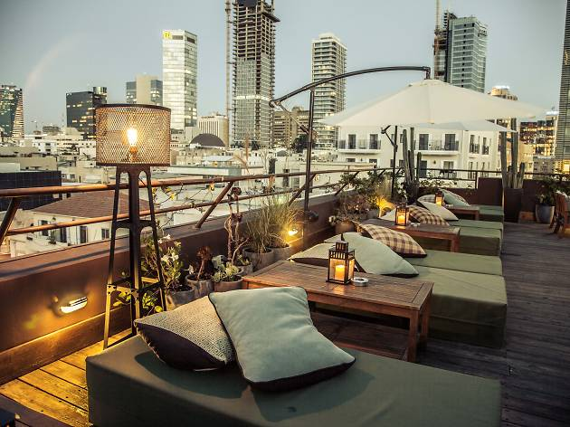 The hottest urban Tel Aviv hotels