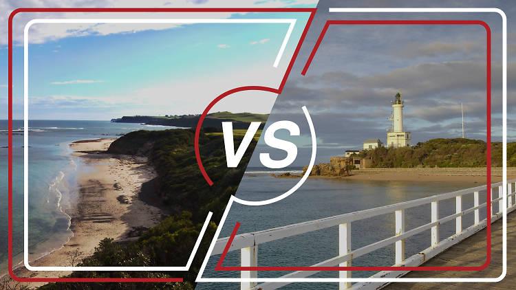 Mornington vs the Bellarine