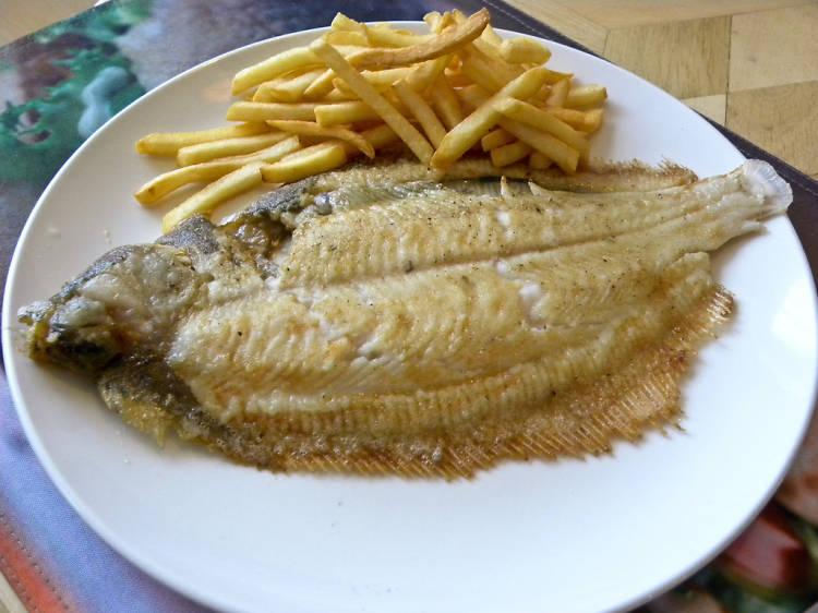 Sole Fish Days