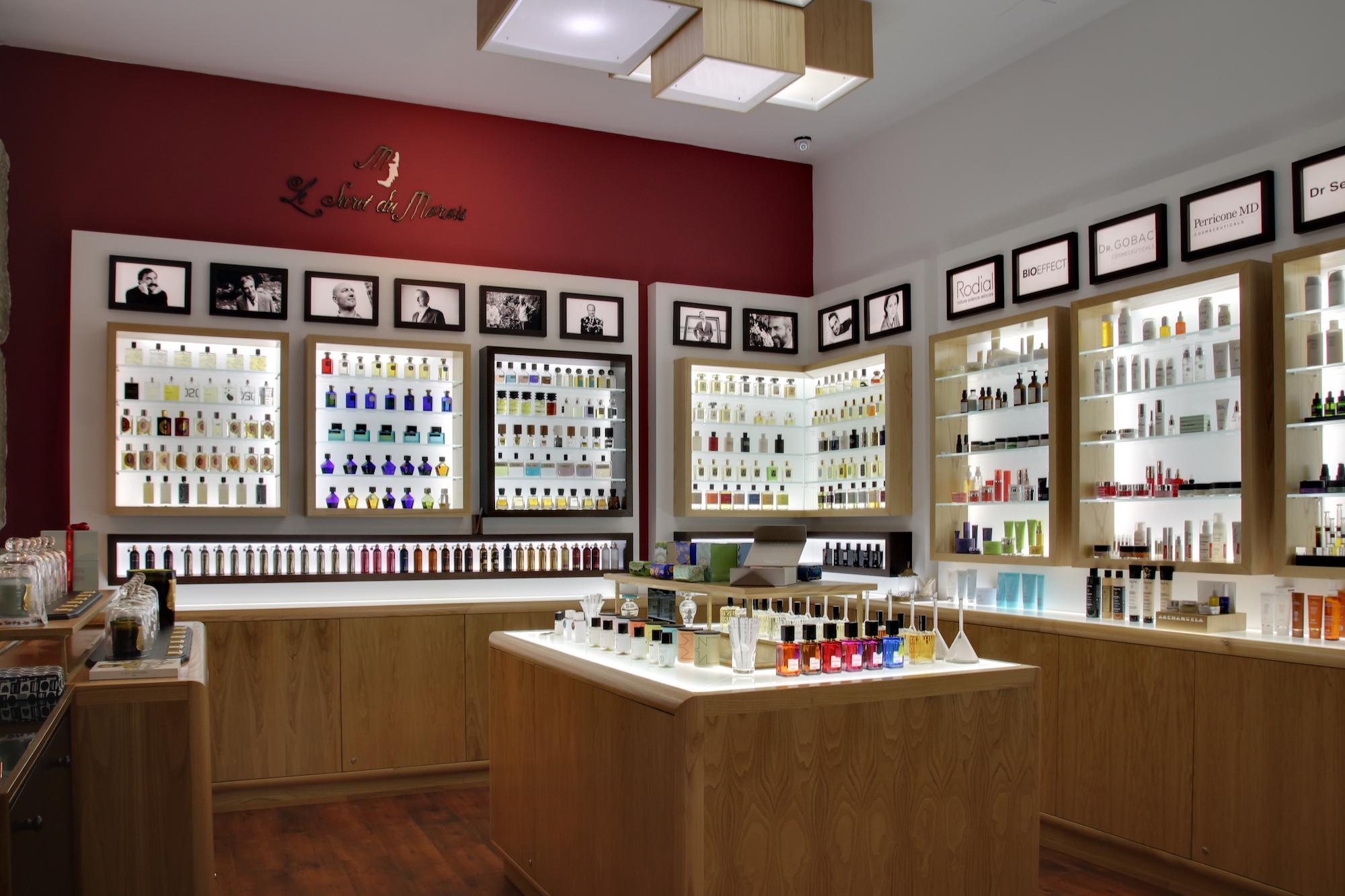 Perfumerías nicho para no oler como los demás