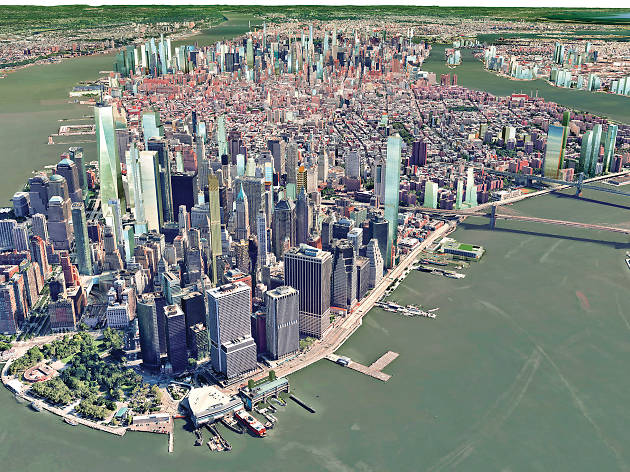What New York's skyline will look like in 10 years