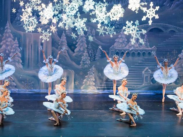 The best Nutcracker ballet shows in NYC for kids