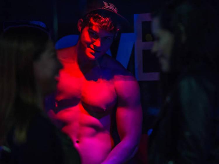Zuppo Boys Sexy Show