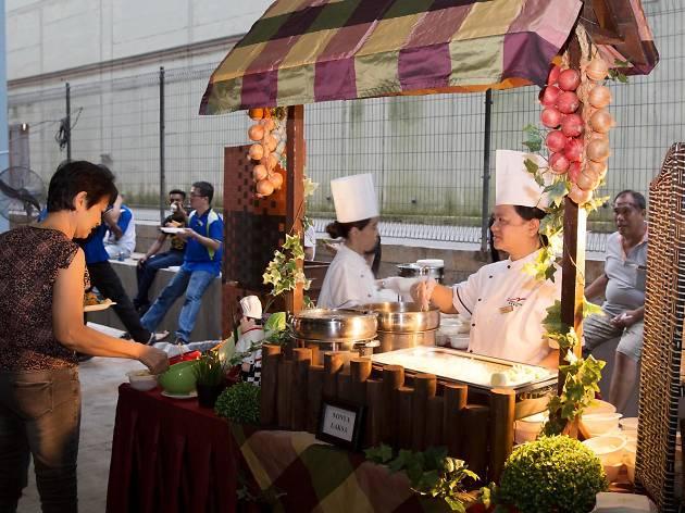Deli Hub catering