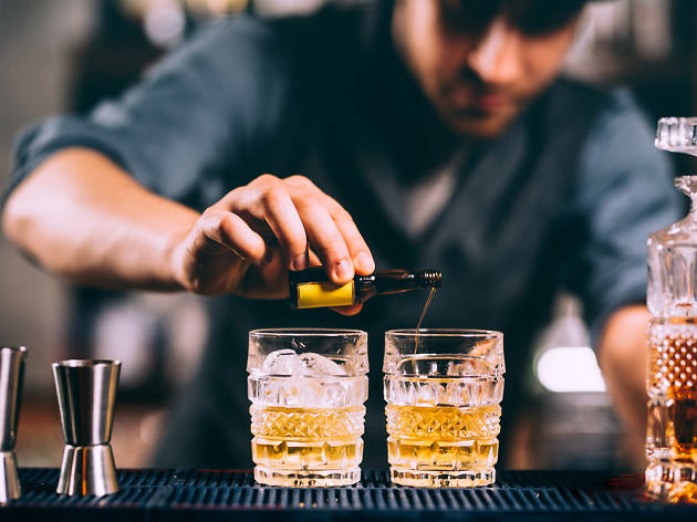 Bartender coctelero