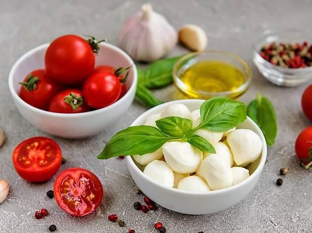 Taller de cocina tradicional napolitana en Roc35