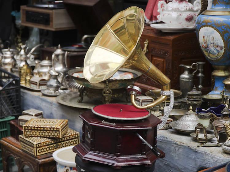 Kadıköy Antiques Street