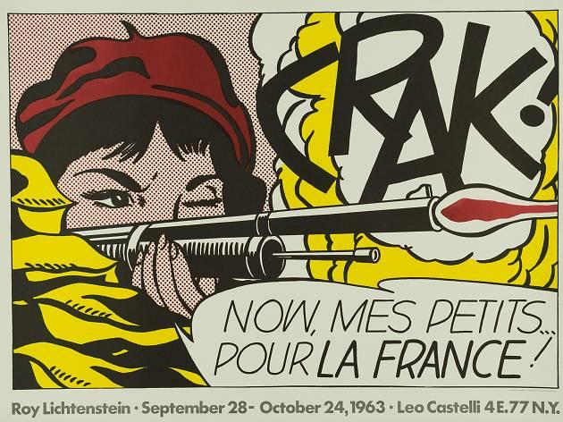 La exposición de Roy Lichtenstein en 5 claves