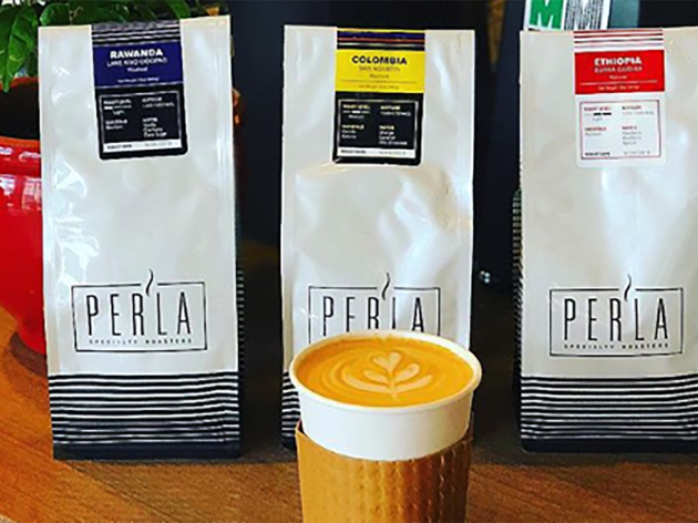 Eating House and Per'La teamed up to open a new coffee shop