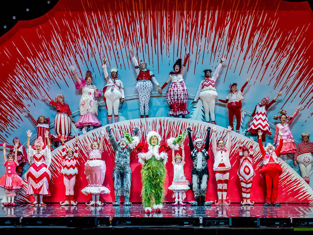 how the grinch stole christmas the musical 2014 - How The Grinch Stole Christmas 2014