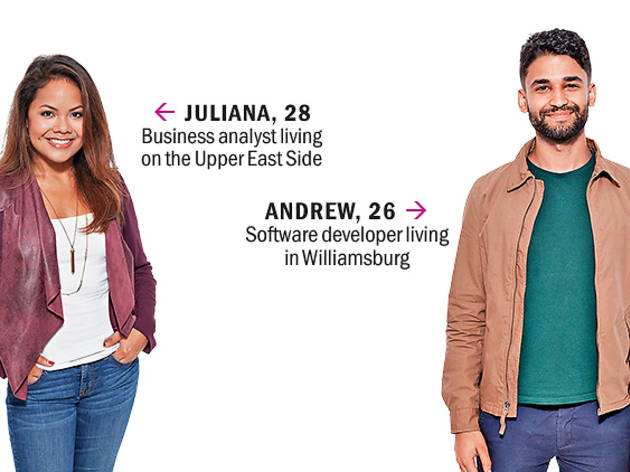 Juliana and Andrew