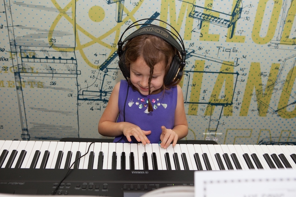 Best piano lessons for kids in NYC