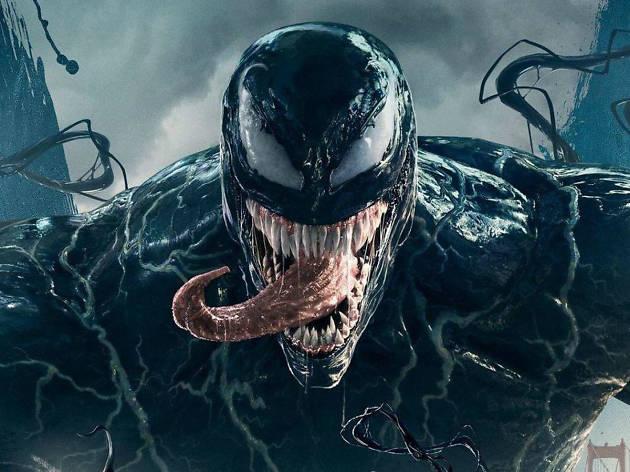 Venom, la película protagonizada por Tom Hardy